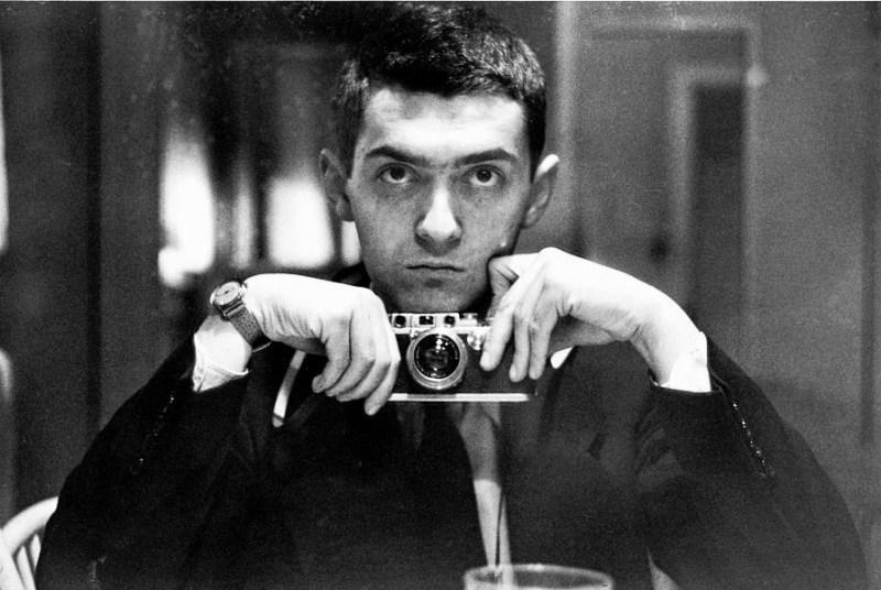 Street photography: Stanley Kubrick