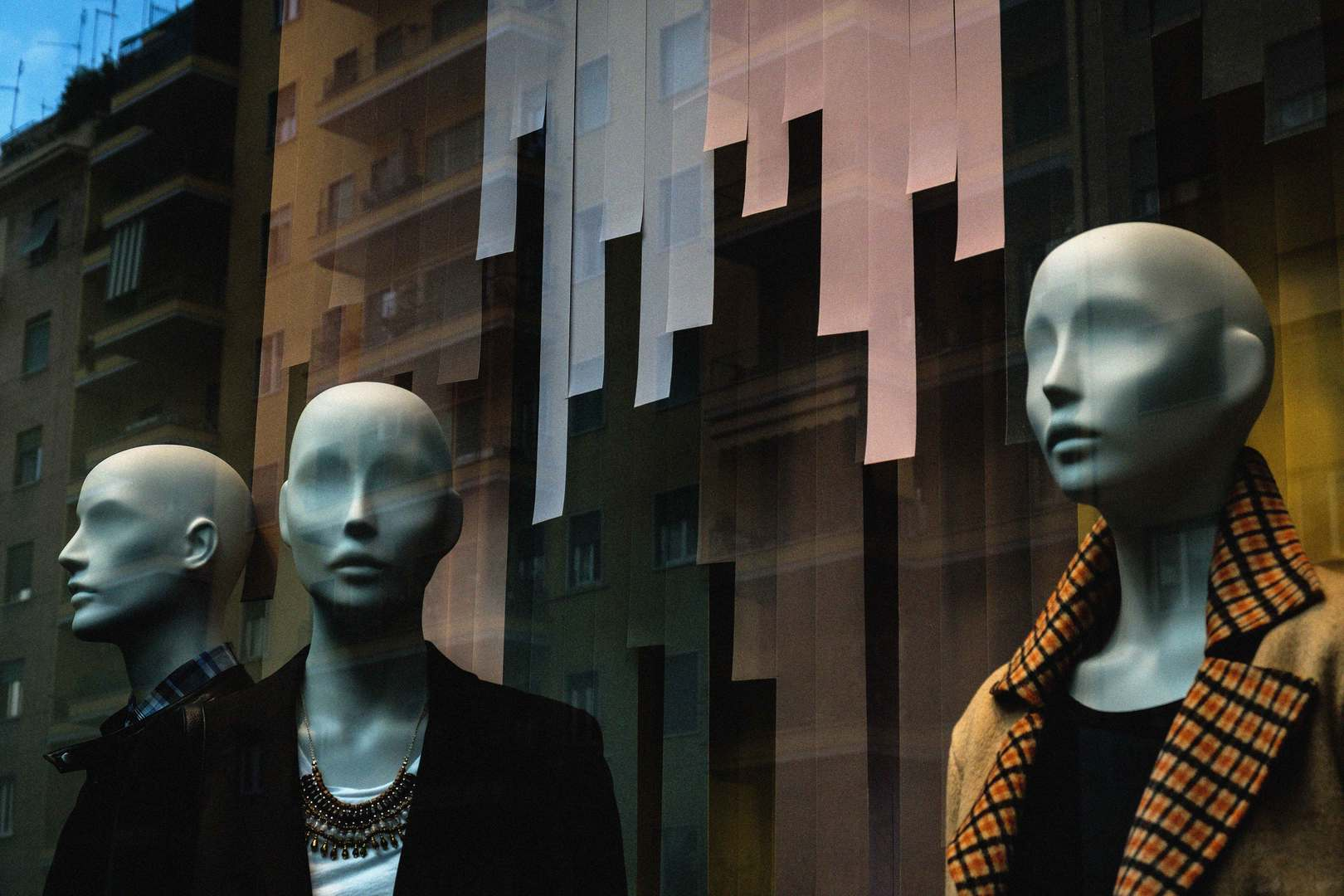 street photography mannequins