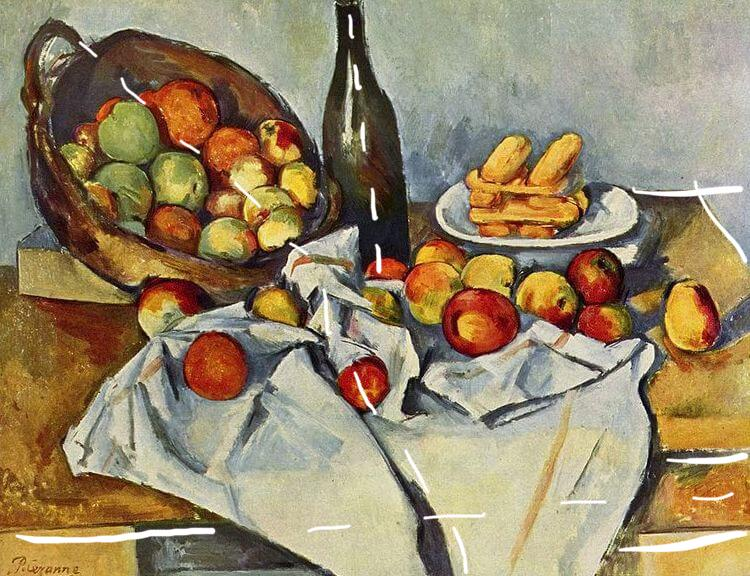 Cezanne photography