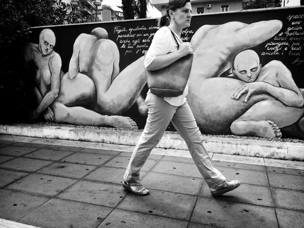 Street photography: mental issues