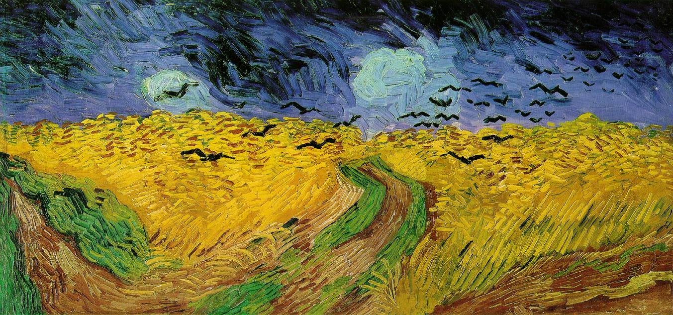 Style photography Van Gogh
