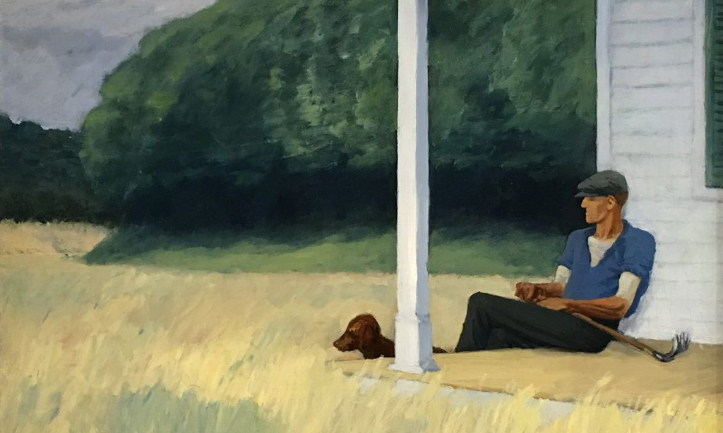 Loneliness: Edward Hopper and street photography