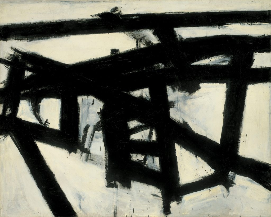 The dramatic dynamism in Franz Kline and Daido Moriyama's art