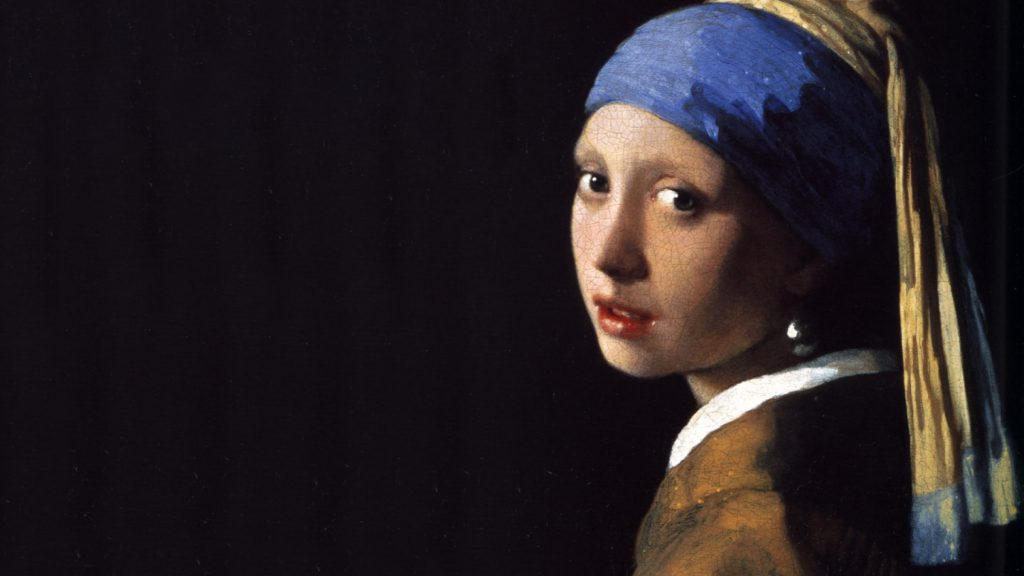 Three Lessons Jan Vermeer has teached me