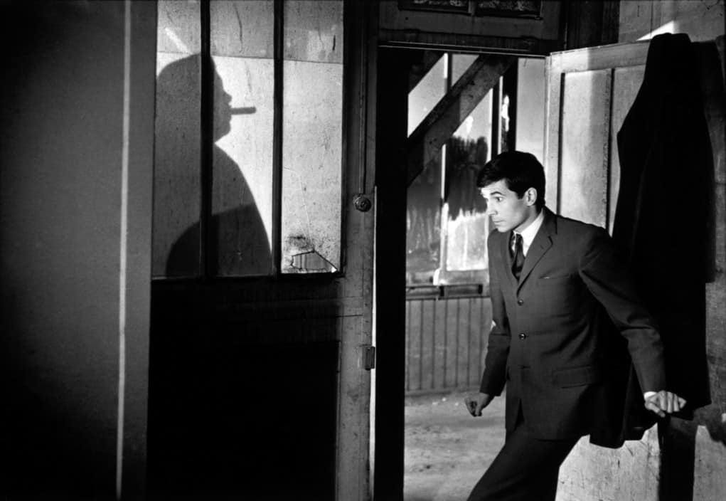 The trial Orson Welles