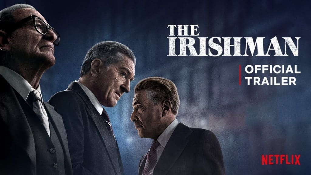 The Irishman by Martin Scorsese: personal thoughts