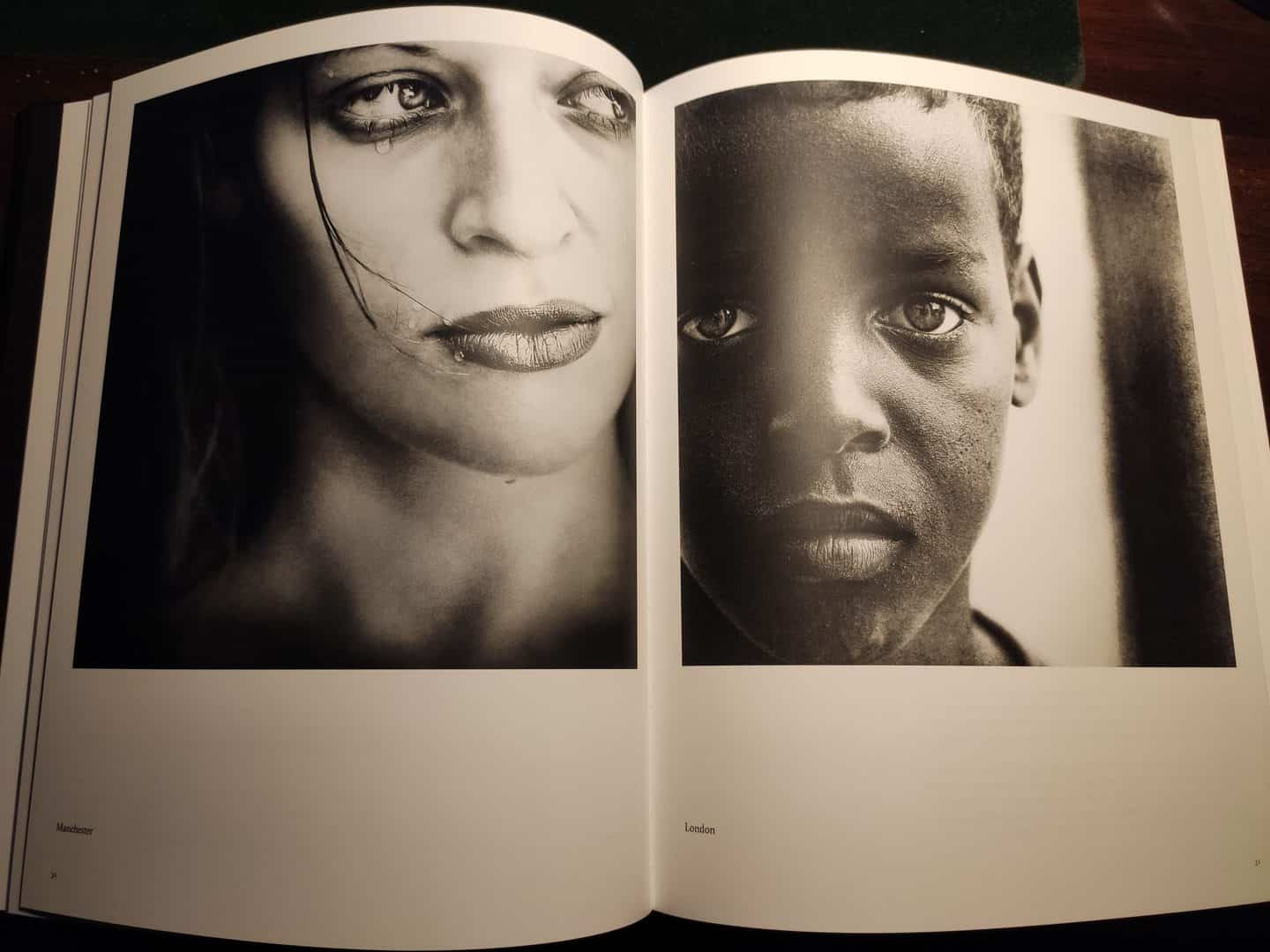 Portraits Lee Jeffries review