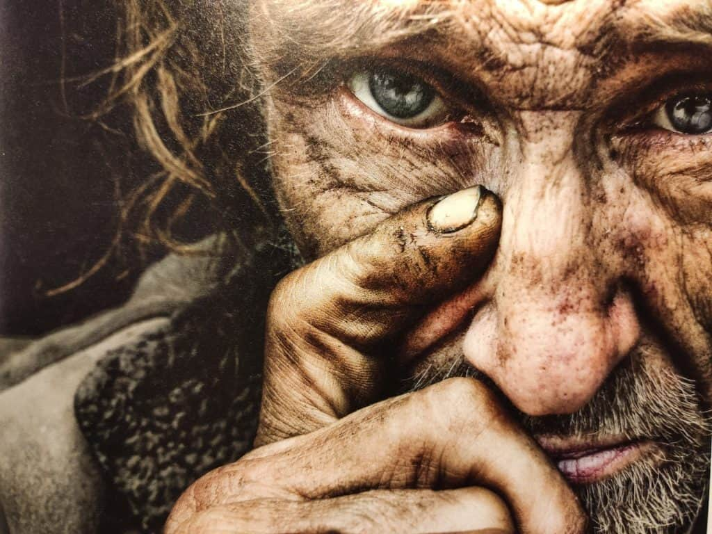 Portraits by Lee Jeffries: book review