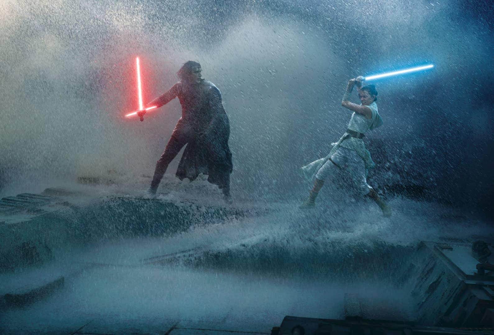 Star Wars rise of Skywalker review