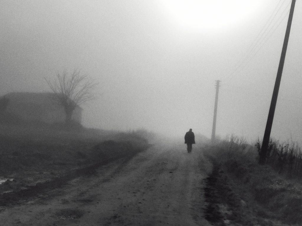 Soul, mood and fog: photoblog travel
