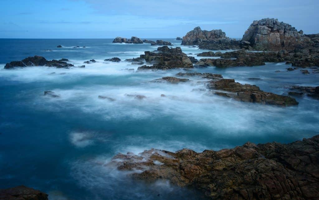 Travel in Bretagne, France: landscape photography