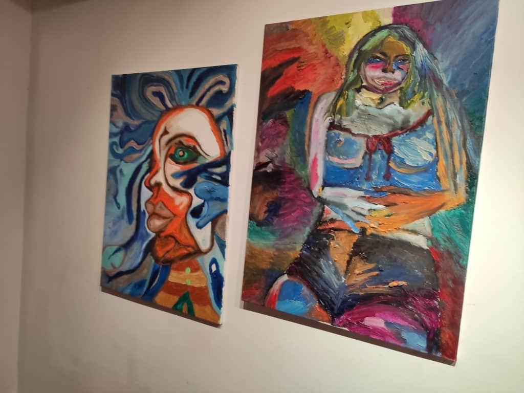 Vernissage Rome: art exposition