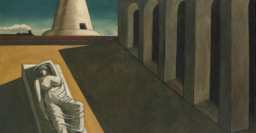 Giorgio De Chirico can influence your photography – 3