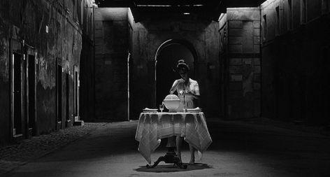 Federico Fellini photography