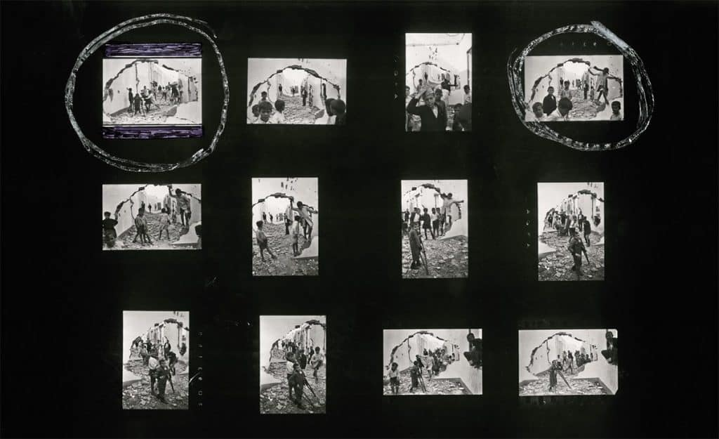 Magnum Contact Sheets, book review