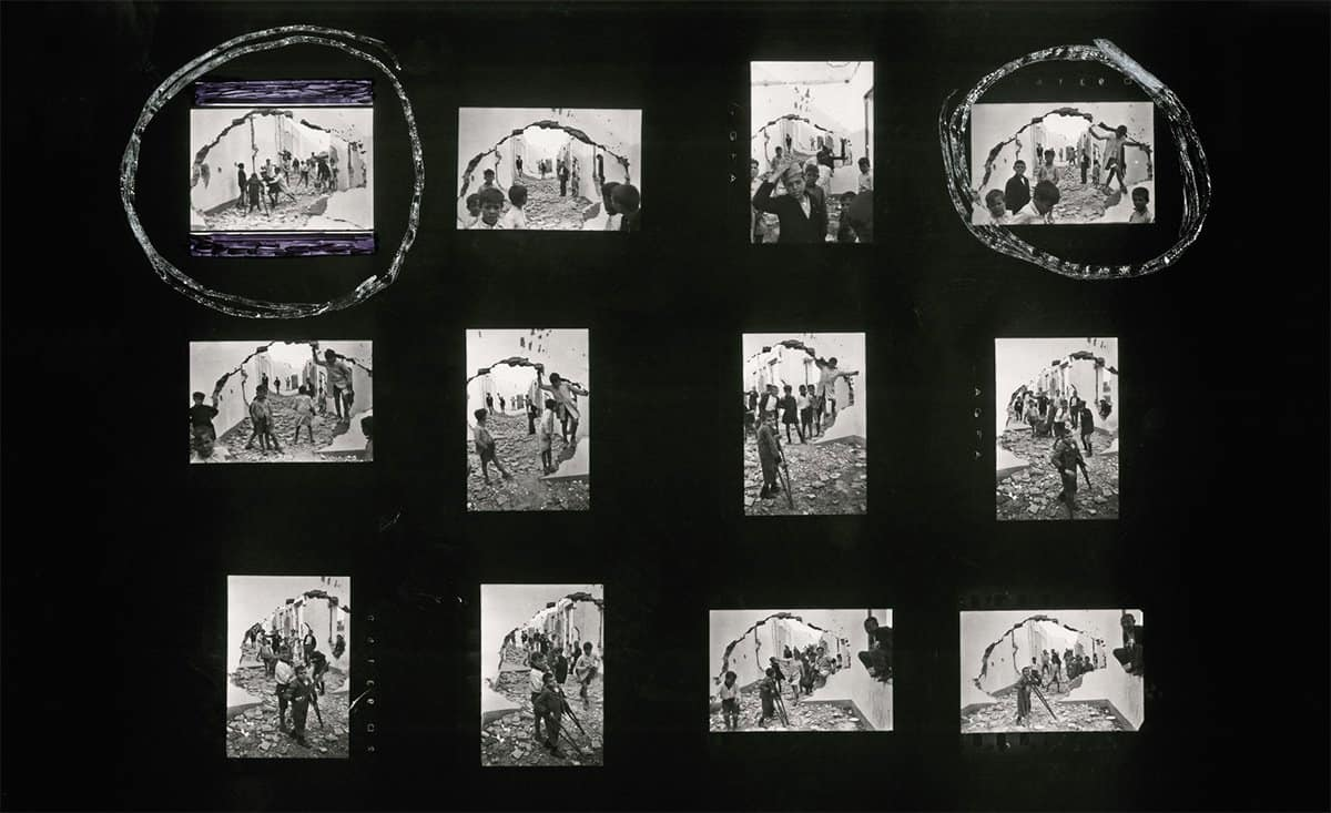 Magnum Contact Sheets book review