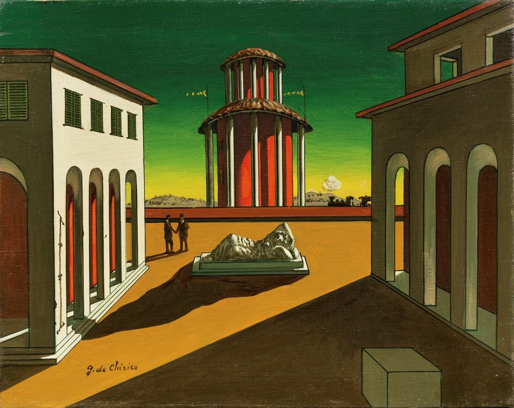 Giorgio De Chirico can influence your photography – 2