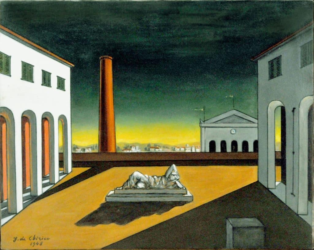 Giorgio De Chirico can influence your photography – 1