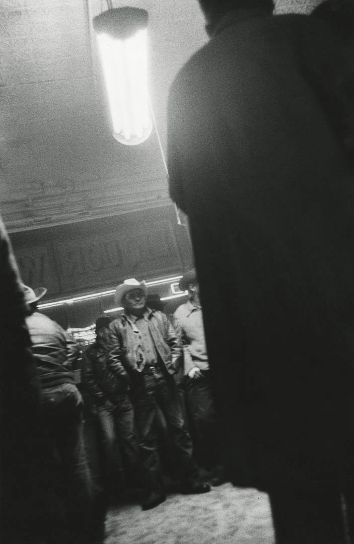 Robert Frank street photography