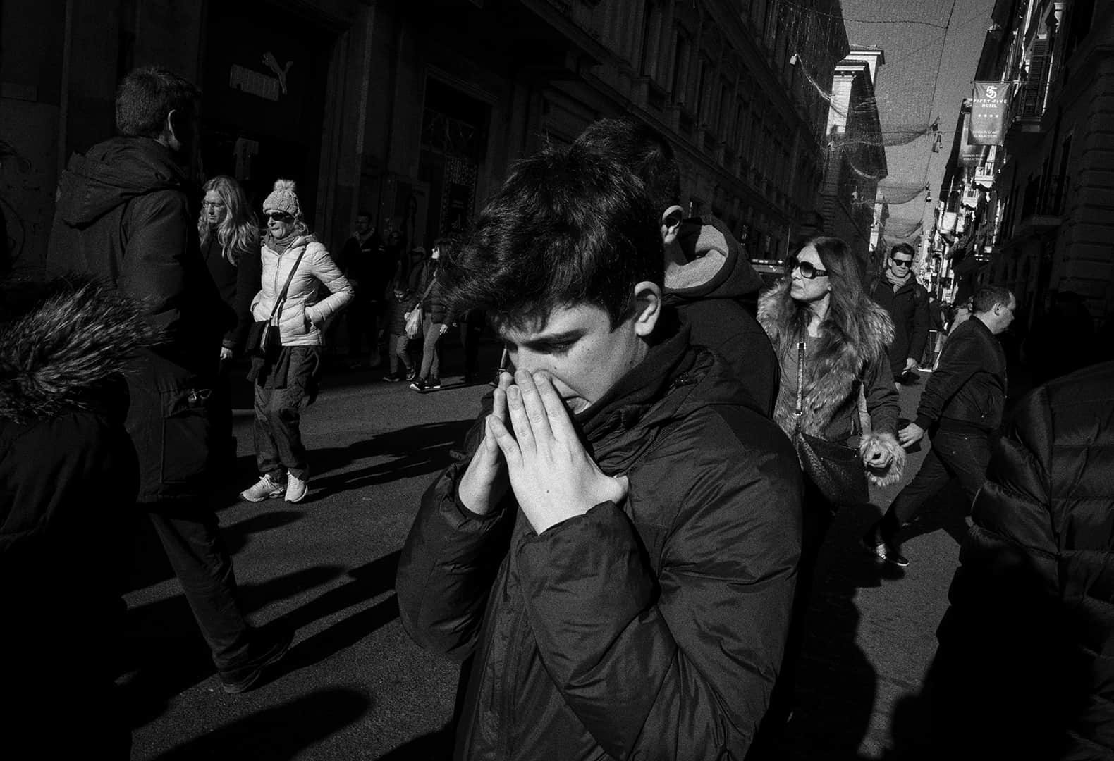 street photography people