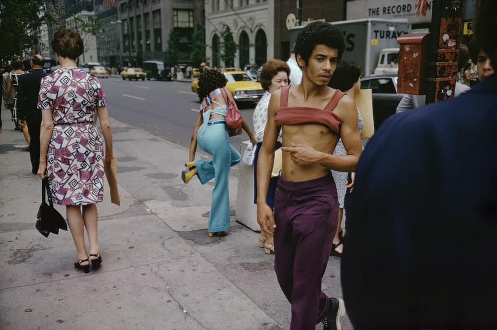 Joel Meyerowitz's street photography: surrealism in real life
