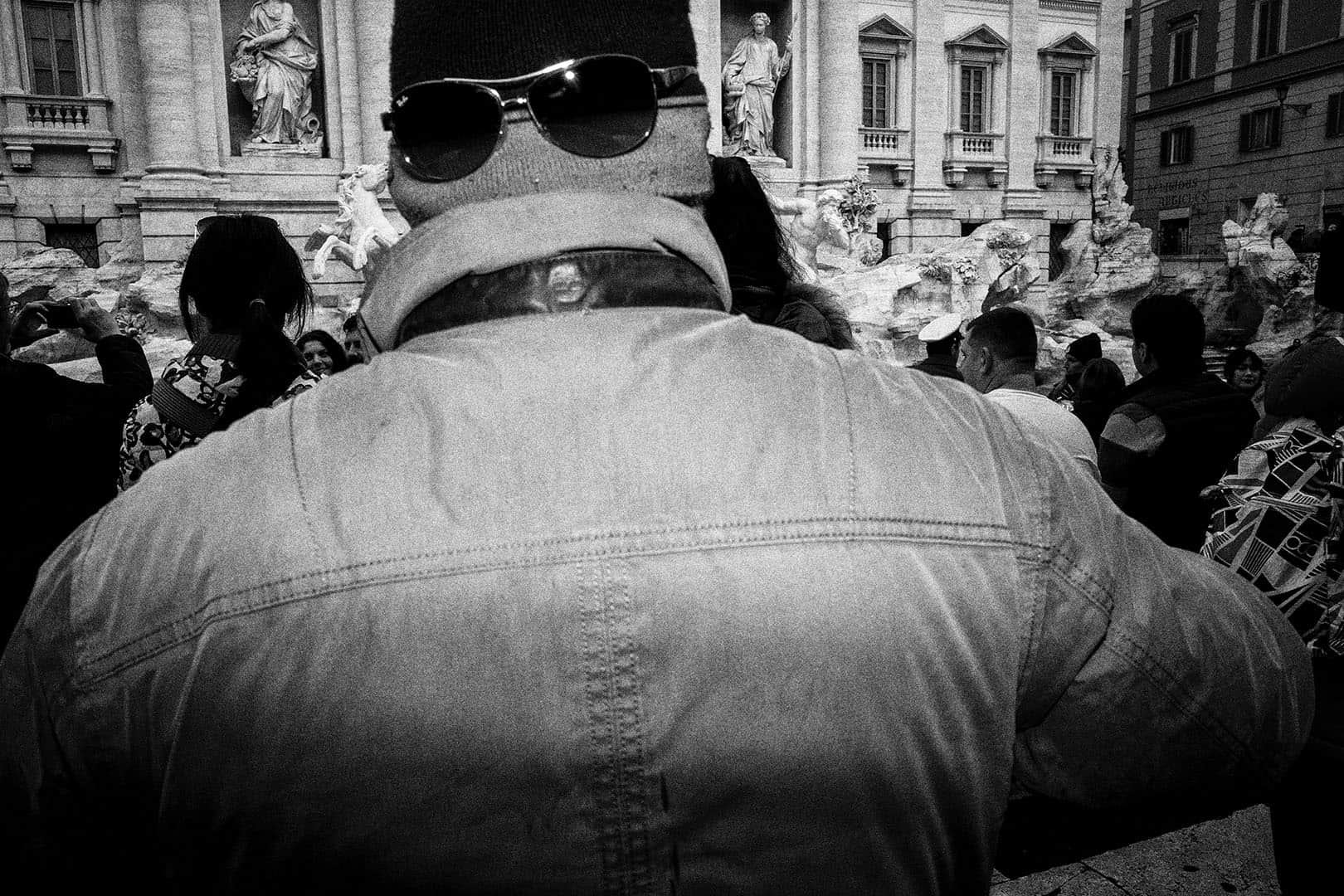 street photography Rome