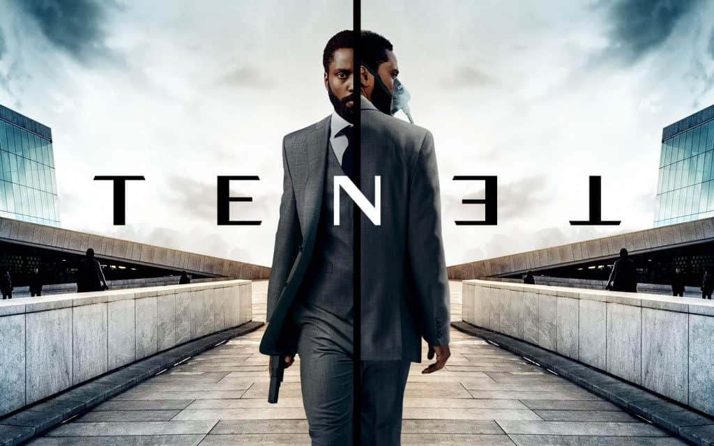 Tenet by Christopher Nolan: quick review