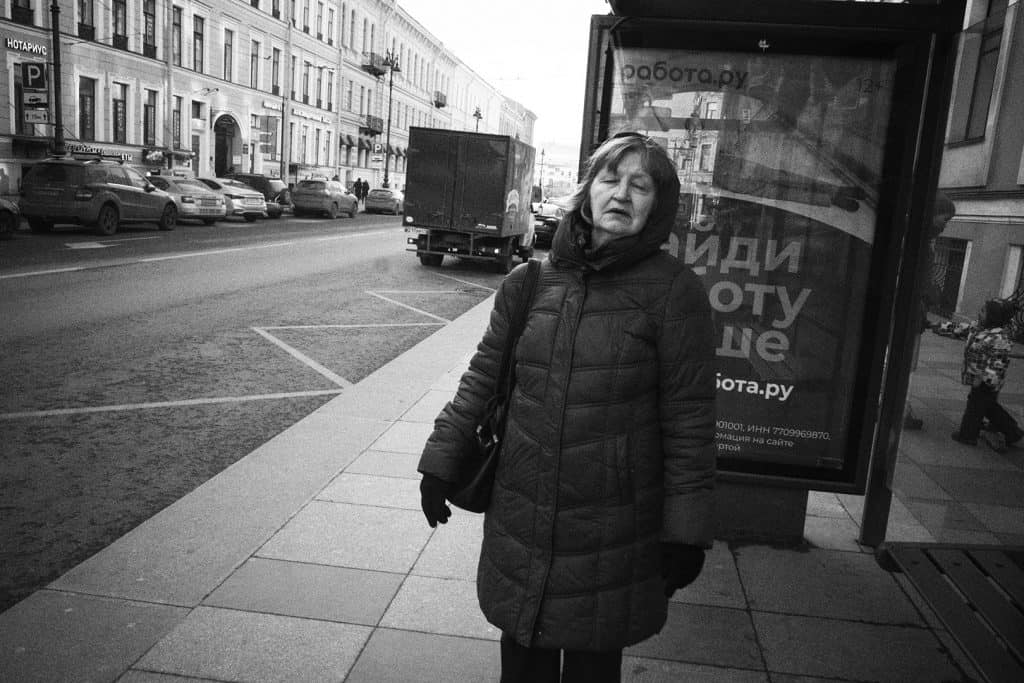 St. Petersburg: street photography part 1