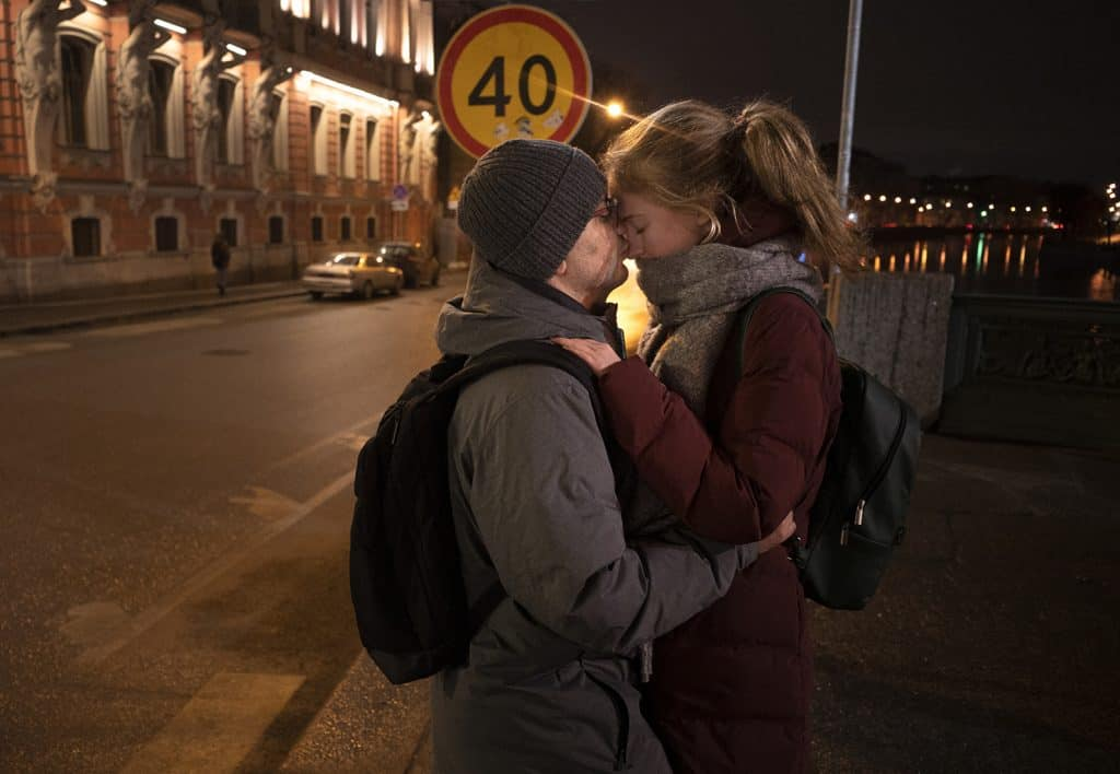 """Street photography: how I made """"love in St. Petersburg"""""""