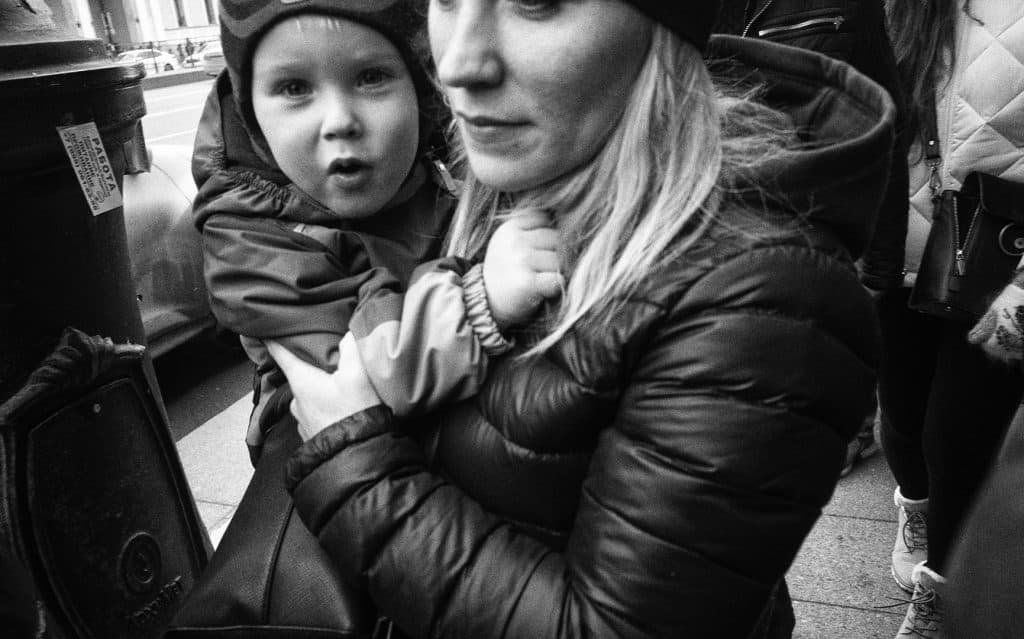 Street photography in St. Petersburg: part 3