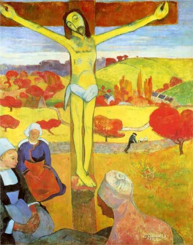 cross in art
